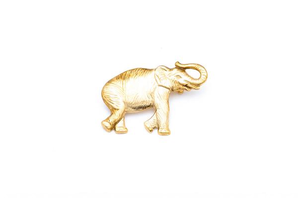 Broche Elefante Pequeño