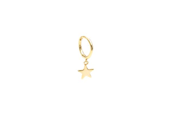Aros Argollita Estrella