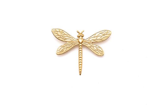 broche libélula mini