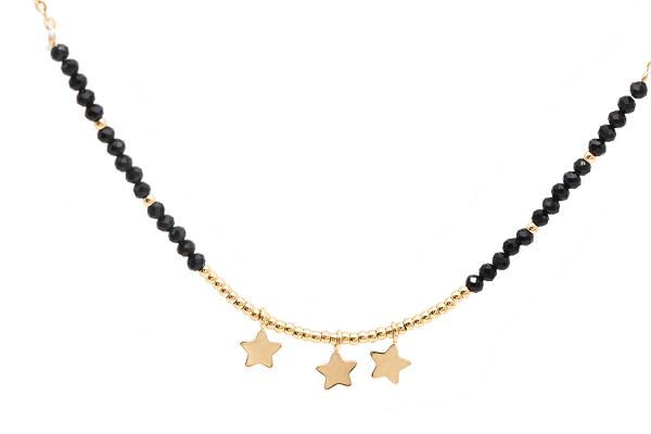 gargantilla-minimal-star