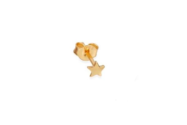 pendiente micro estrella