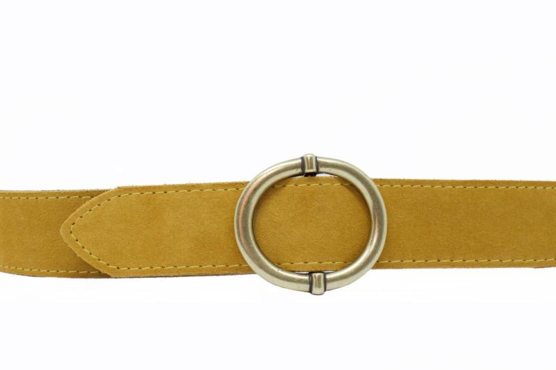 Cinturón Mostaza