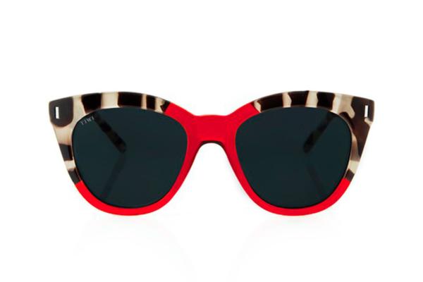 Gafas de Sol Lune Rojas