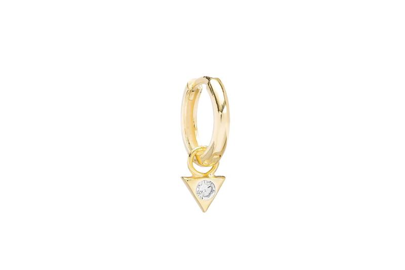 Argollita Triángulo Mini