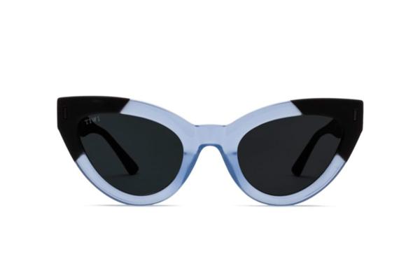 Gafas de Sol Baoli Azul, con lentes antireflejantes