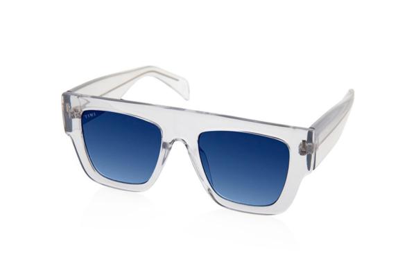 Gafas de Sol Soleil Transparentes, con lentes degradadas