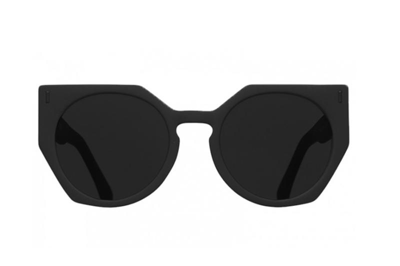 Gafas de Sol Venus Negras Mate