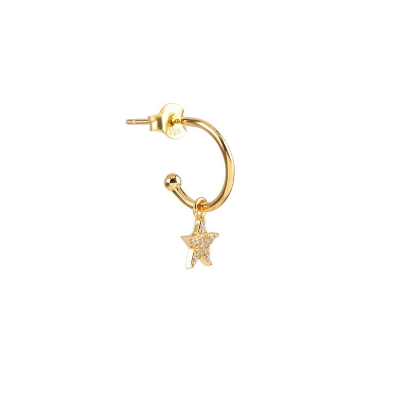 Semi Aro Estrella